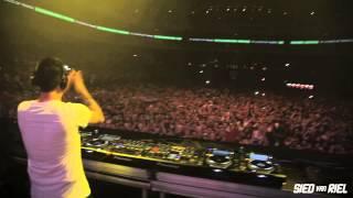 Sied van Riel DJ Mag top100 2013 Video