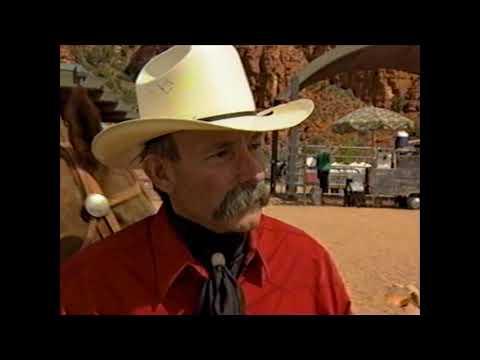 Baxter Black Australian TV interview