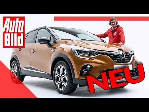 Renault Captur (2019): Neuvorstellung - SUV - Motor - Details