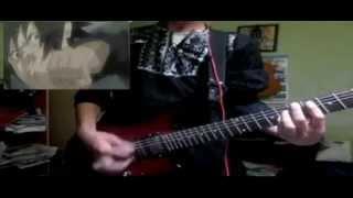 Naruto Shippuden ED 21 Cascade Guitar Cover