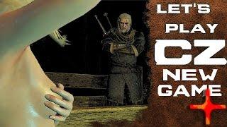 Let's Play 9 / Zaklínač 3 NEW GAME + / Dobrý den, kozy ven