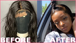 Bring your old wig back to life | How to revive an old wig