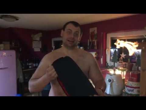 Sensiplast Aircon-Rückenbandage unboxing und Anleitung