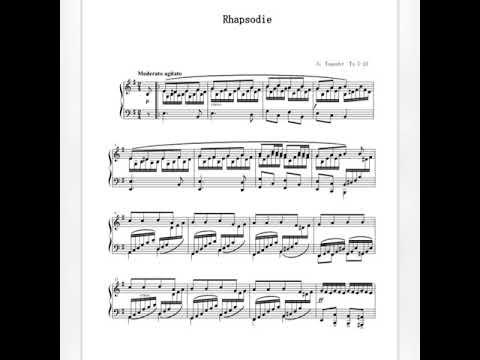 ピアノ曲を作曲します 音大卒の音楽家があなたにオリジナル曲を作ります。 イメージ1