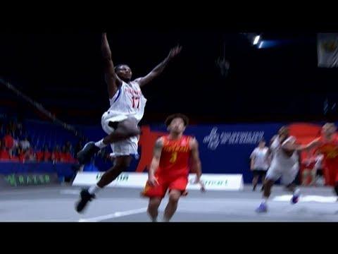 Highlights: Philippines vs Vietnam | 3X3 Basketball M Prelim Round | 2019 SEA Games
