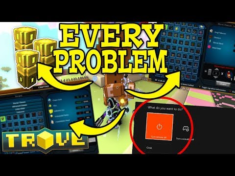 Trove: THE REASONS SO MANY PEOPLE ARE QUITTING!!
