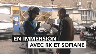 En Immersion Décalée Avec RK Et Sofiane Sur Le Clip « C'est Mon Sang »
