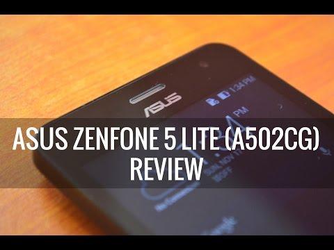 ASUS Zenfone 5 Lite (A502CG) Review