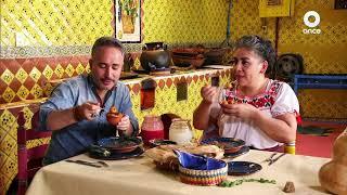 La ruta del sabor -Xochimilco, CDMX 1