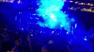 DJ Snake performs 'Here Comes the Night' live at SuperCity Oakland August 19, beautiful