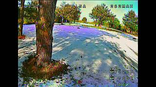 FPV OSD, Trees.