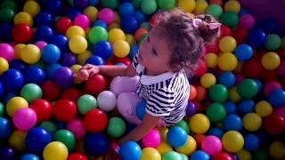 Классные игровые центры для малышей.