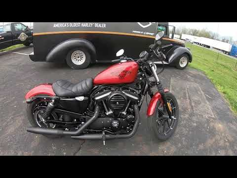 2018 Harley-Davidson Iron 883 XL 883N