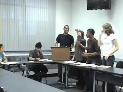 HSPDP Sample Debate: Abolish the Death Penalty