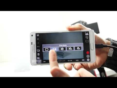 Usare uno Smartphone Android come Monitor esterno per una Reflex