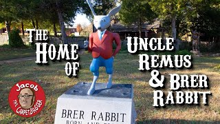 Uncle Remus Museum And Brer Rabbit Statue