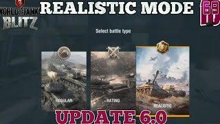 world of tanks blitz realistic mode - Thủ thuật máy tính