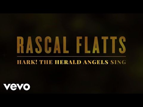 Hark! The Herald Angels Sing (Lyric Video)