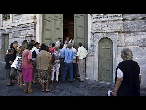 Άνοιξαν οι τράπεζες – Στα 420 ευρώ εβδομαδιαίως το όριο ανάληψης