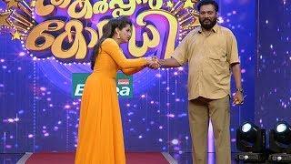 #Thakarppan Comedy I Comedy shock on the floor I Mazhavil Manorama