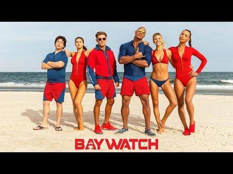 BAYWATCH con Dwayne Johnson e Zac Efron - Trailer italiano ufficiale