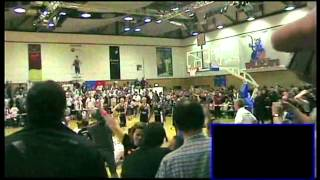 preview picture of video 'dbbl Finale 2012 Wildcats Wolfenbüttel - Halle Lions, Buzzer'