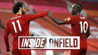 Inside Anfield: Liverpool 4-0 Crystal Palace | Reds close-in on Premier League title