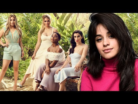 Camila Cabello UNFOLLOWS All Of Fifth Harmony On Instagram