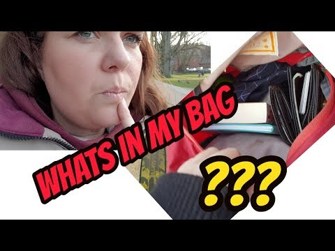 WHAT´S IN MY BAG || Was ist im RUCKSACK beim AUSFLUG ??? ||