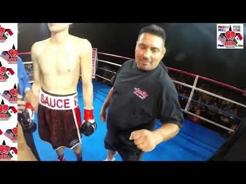 Loreto olivas y Ruiz Ruiz Boxing Santa Fe nm búfalo thunder