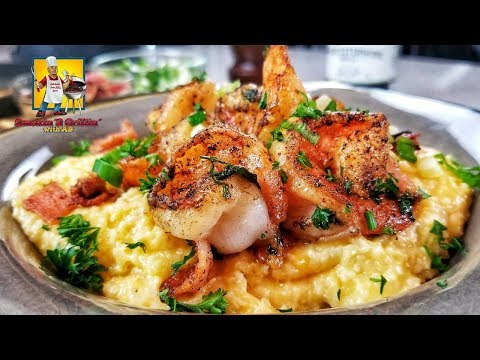 Shrimp and Grits   Shrimp and Grits Recipe