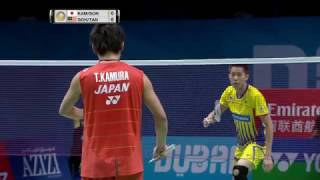 Dubai World Superseries Finals 2016 | Badminton F M5-MD | Kam/Son vs Goh/Tan