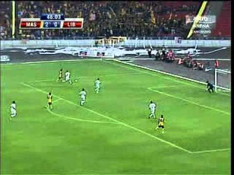 Pre Olympics - Malaysia vs Lubnan