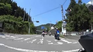 高野龍神スカイラインツーリングpart1