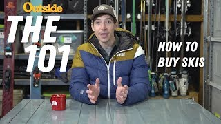 The 101: How to Buy Skis