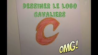 How To Draw Cleveland Cavs Logo 123vid