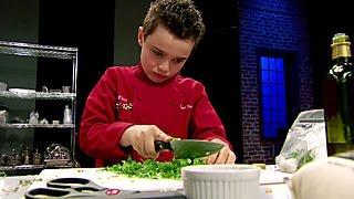 The Kids Final Challenge On Rachael Vs. Guy: Kids Cook-Off | Food Network