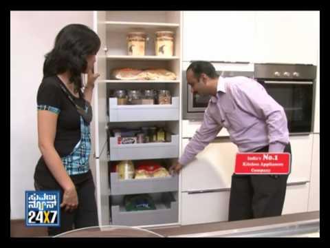 Seg_ 2 - Aaha Aduge Mane: Kitchen Interior Design Ideas -16 Sep 12 - Suvarna News