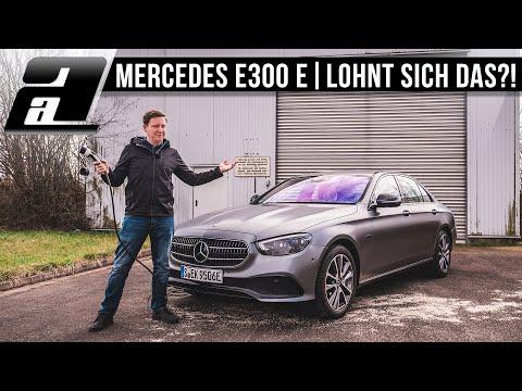 Der NEUE Mercedes E300e | DESHALB solltet ihr den Hybrid (nicht)KAUFEN | REVIEW