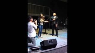 Joivan Jimenez MELODIA duet with Monica Garcia