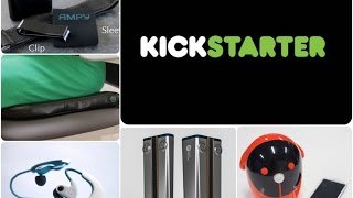 Лучшие проекты KickStarter - 11.10