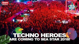 Techno Heroes are Coming to Sea Star 2018! | Kholo.pk