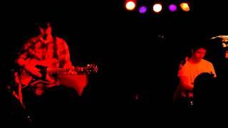 The Dodos - Good / Black Night - Lawrence, KS - 9/25/11