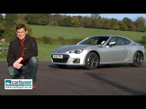 Subaru BRZ coupe review - CarBuyer