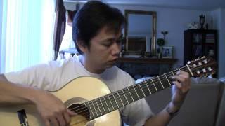 Ngayon At Kailanman - G. Canseco (arr. Jose Valdez) Solo Classical Guitar