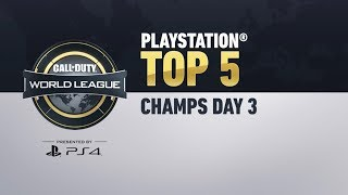CWL Champs Day 3 - Top 5