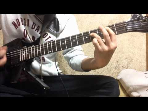 Take Control/WEEZER (Guitar Cover)