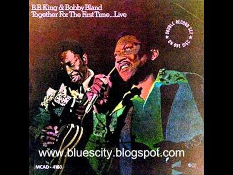B B  King & Bobby Blue Bland   3 O'Clock Blues