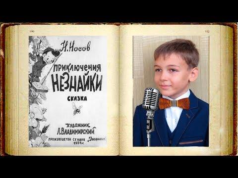 Приключения Незнайки - Николай Носов (диафильм)