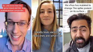 video: Meet the scientists tackling vaccine misinformation on TikTok